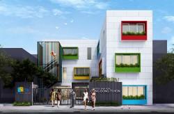 Trường Mầm Non Little People (Cộng Đồng Tí Hon) chính thức ra mắt vào 12/4/2016