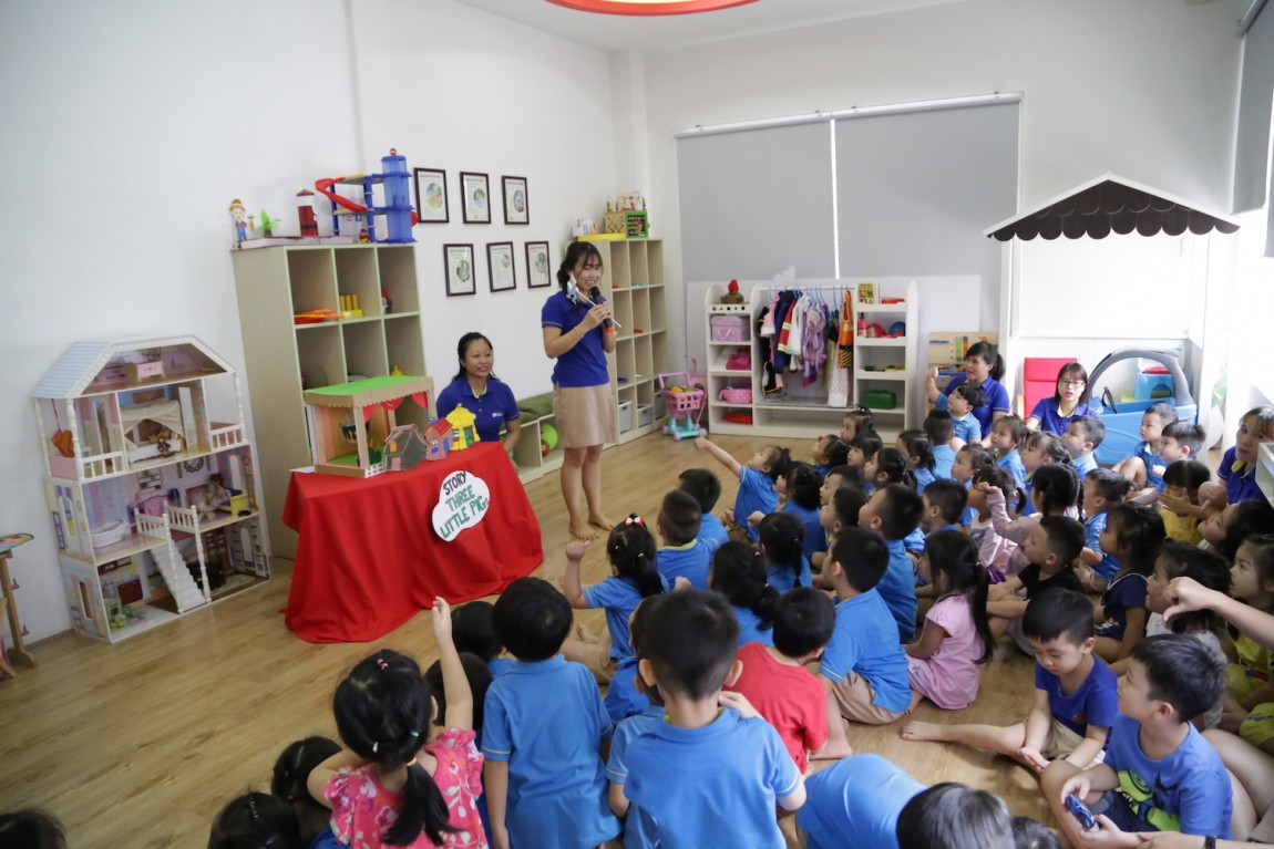 """Little People – """"Home of Joy, Learning and Caring"""""""
