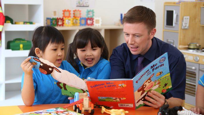 Đọc sách hiệu quả cùng con!